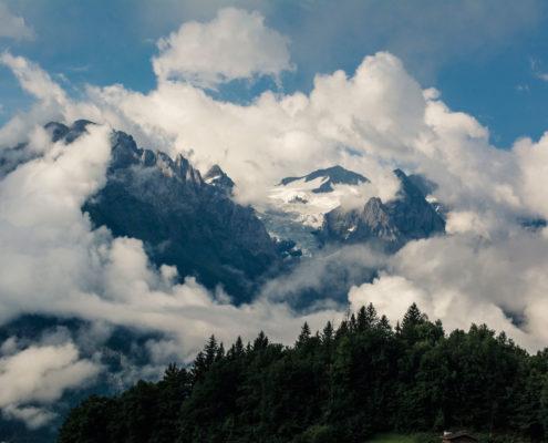 Panorama, Bergsicht, Aussicht, Erholung in der Natur, Hasliberg, Hotel Gletscherblick