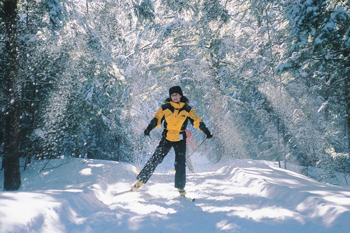 Cross-Country, skiing, skifahren am Hasliberg | Hotel Gletscherblick