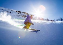 skiferien, skiing, skifahren am Hasliberg   Hotel Gletscherblick