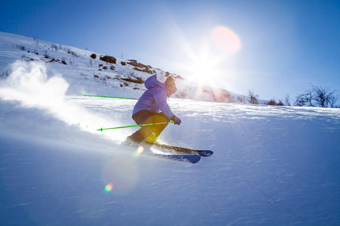 skiferien, skiing, skifahren am Hasliberg | Hotel Gletscherblick