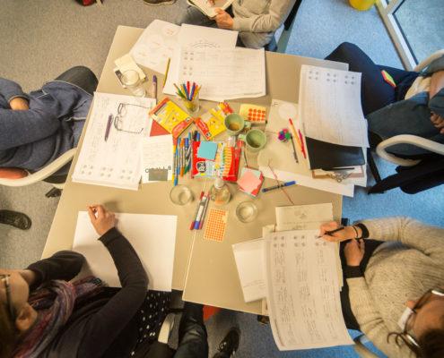 Design Thinking fürs Leben - Seminar mit Dr. Djahane Banoo im Hotel Gletscherblick am Hasliberg